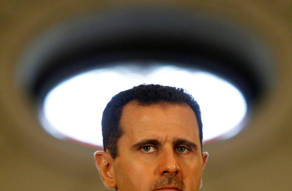 Leht: Assad on nõus ennetähtaegsete valimistega