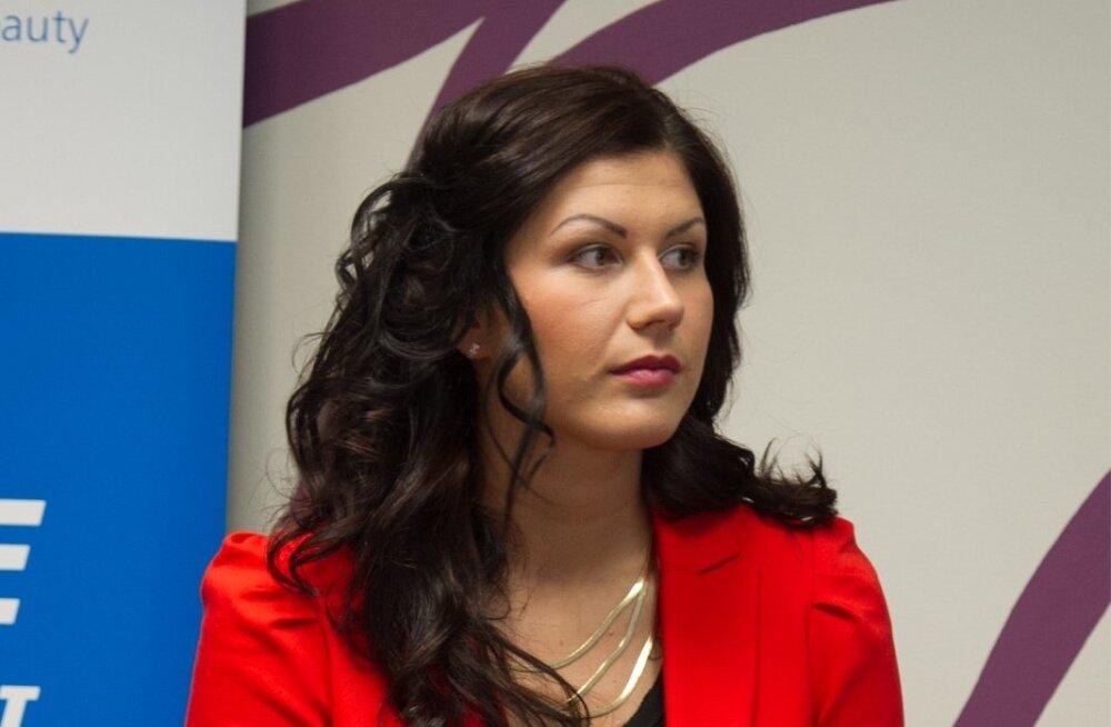 Экс-чемпионка мира Юлия Беляева учится в Международной школе красоты