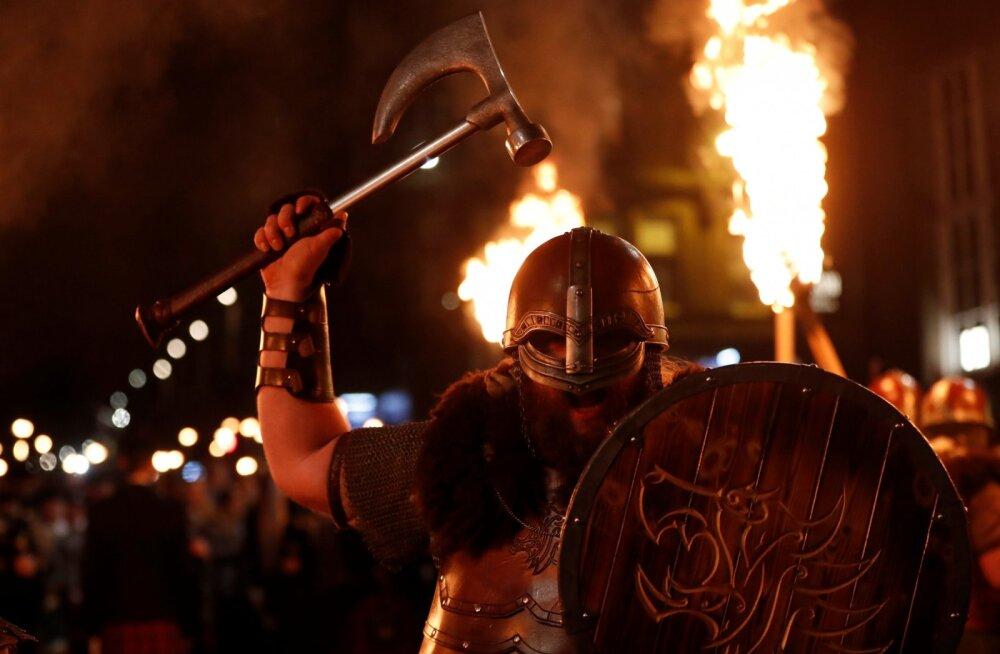 Viikingiajast pärit massihauas puhkavad ilmselt Inglismaad rüüstanud suurarmee sõdalased