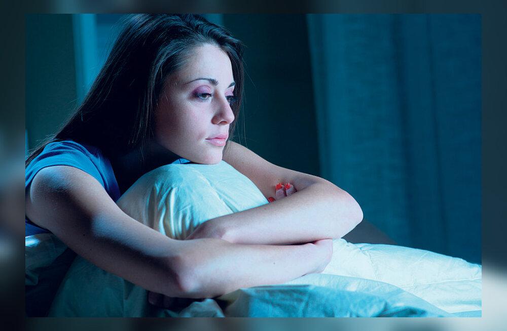 Kuidas melatoniin ravib unetust
