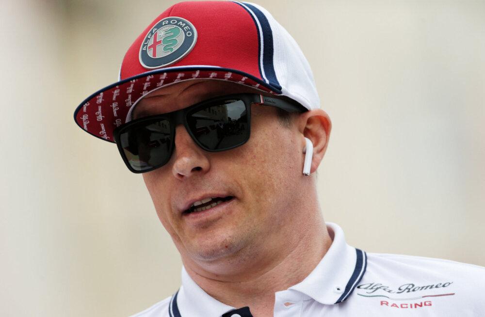 Kimi Räikkönen kiitis vormel-1 sarjas tehtud reeglimuudatusi: need muudavad võidusõidu põnevamaks