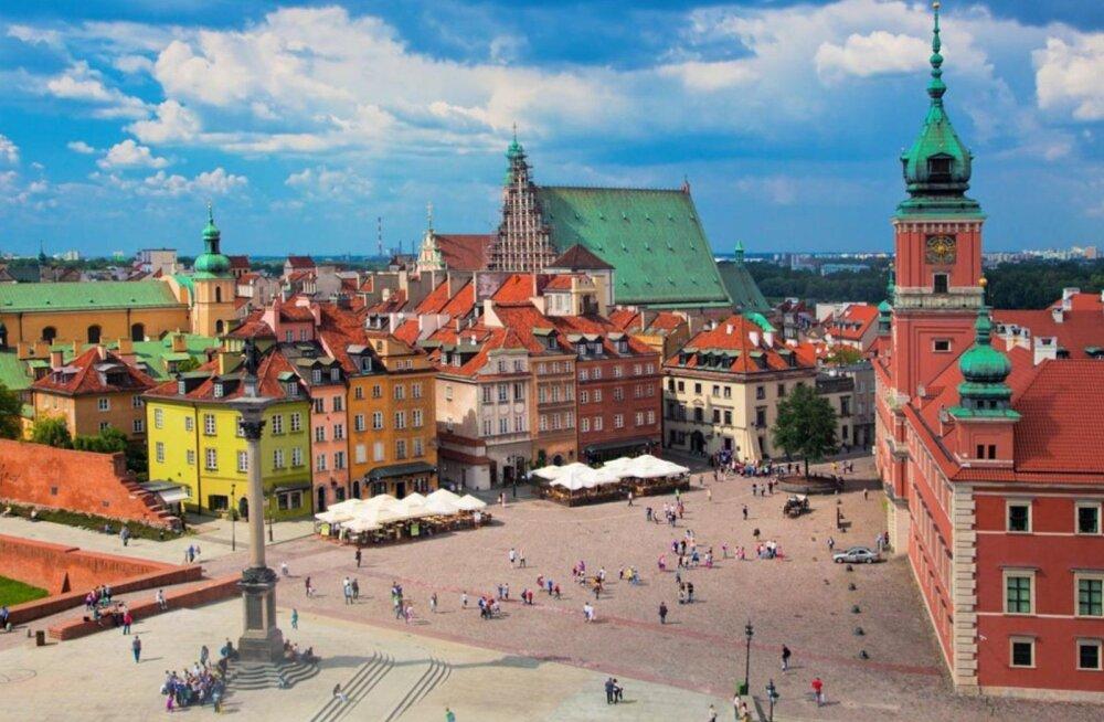 Отдых в Польше: 12 ярких идей