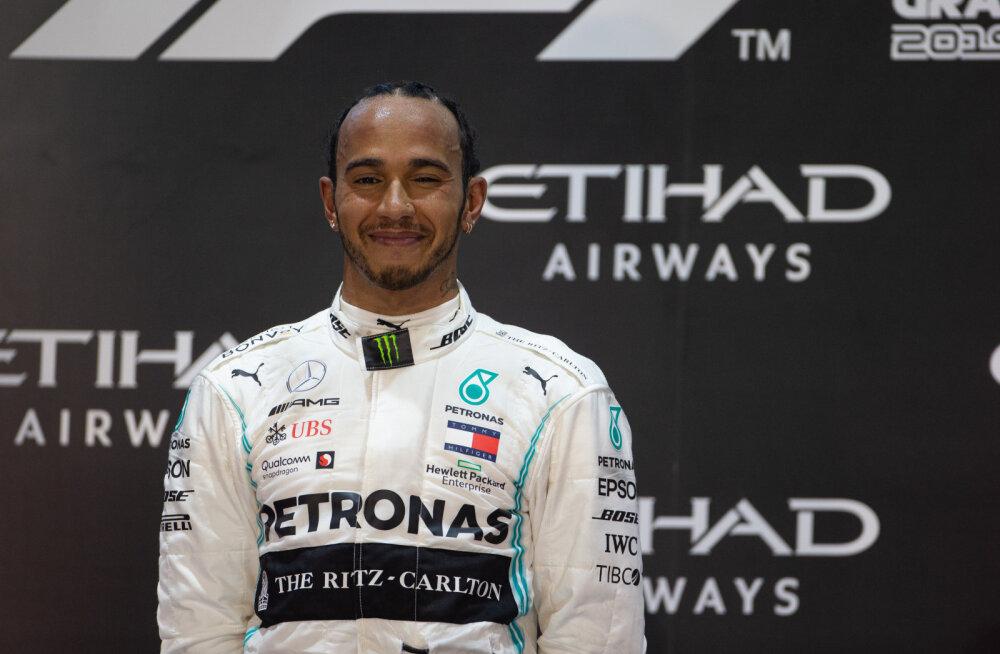 Hamilton on tänavu kaks korda Ferrari presidendiga kohtunud