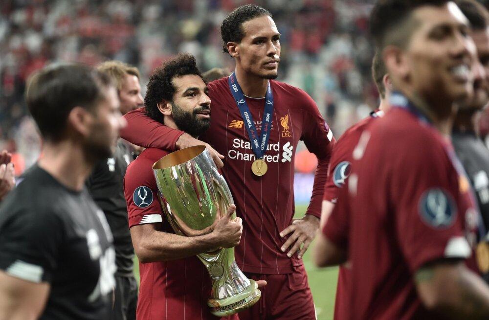 Liverpooli kaitsja kandideerib Messi ja Ronaldo kõrval UEFA aasta parima mängija tiitlile