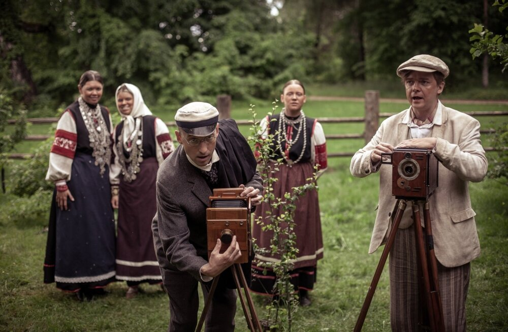 Margus Mikomägi: Johannes Pääsukese filmis on Eesti filmi hing sees