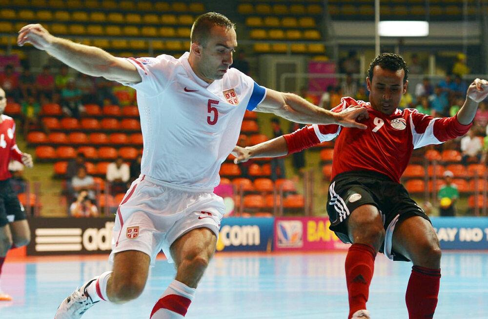 Bojan Pavićević: saalijalgpall tuleb olümpiale