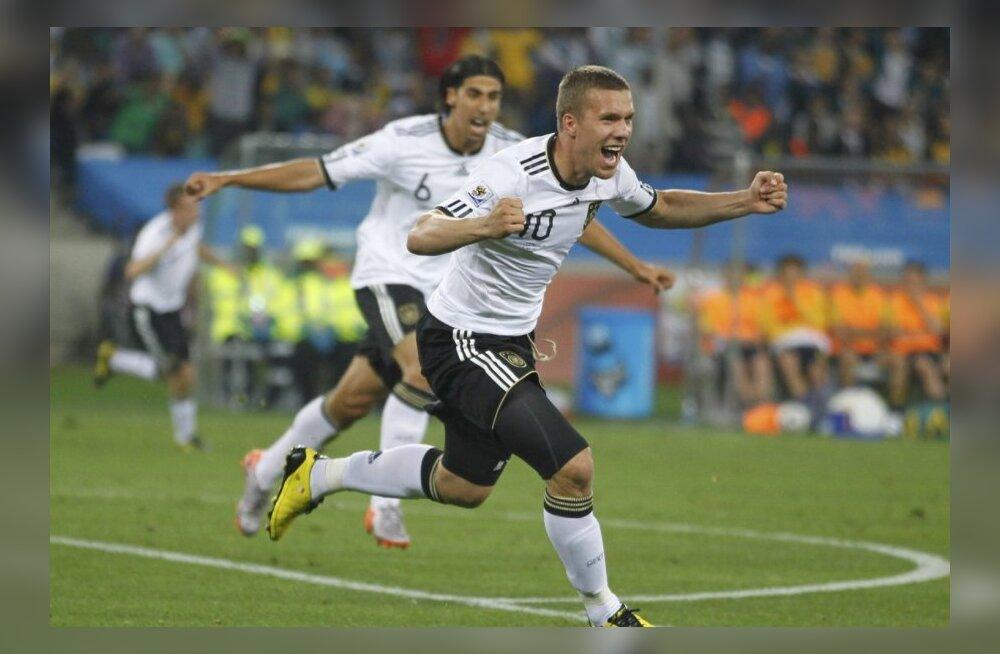 Meedia: Saksamaa ründeäss on siirdumas Arsenali