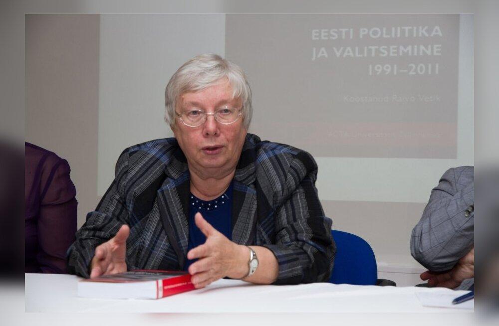 """artiklikogumiku """"Eesti poliitika ja valitsemine 1991–2011"""" avalik esitlus"""