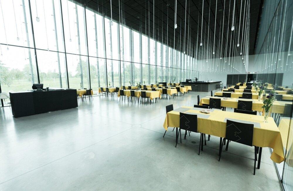 Куда делось полтонны брюссельской капусты? Аудит выявил серьезные нарушения в ресторане национального музея