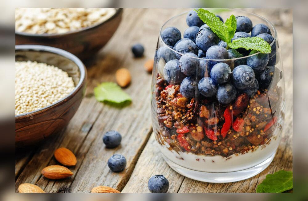 Raud on organismi üks olulisemaid toitaineid - kui palju seda vajame ja millistest toitudest saame?