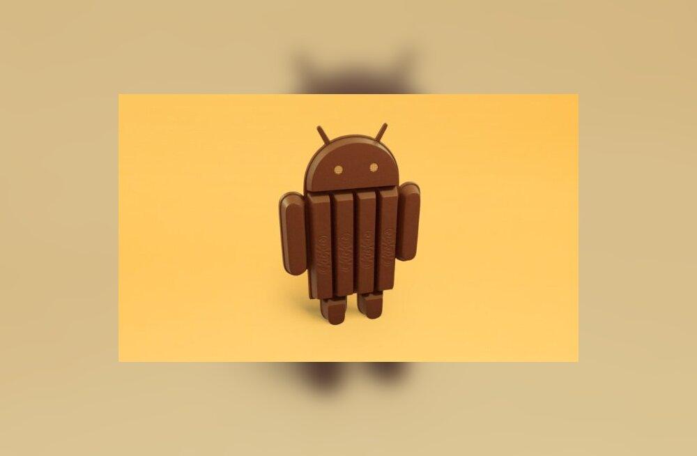 Viis tähtsaimat uuendust opsüsteemis Android 4.4 KitKat