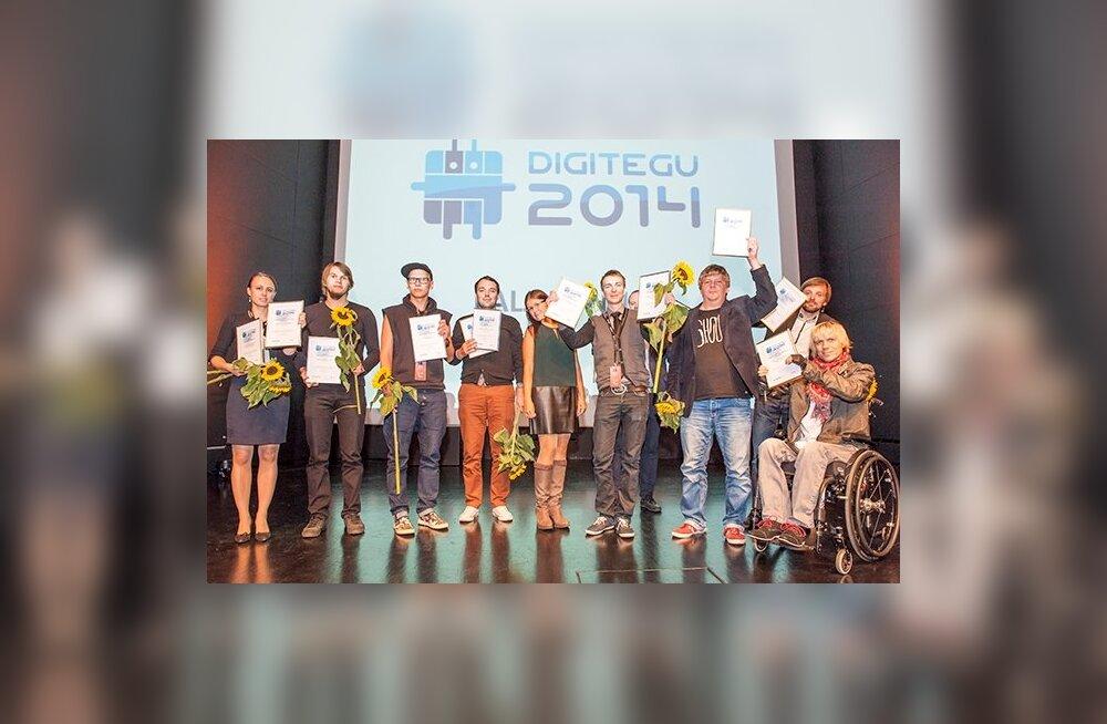 Selgusid Aasta Digitegu 2014 võitjad