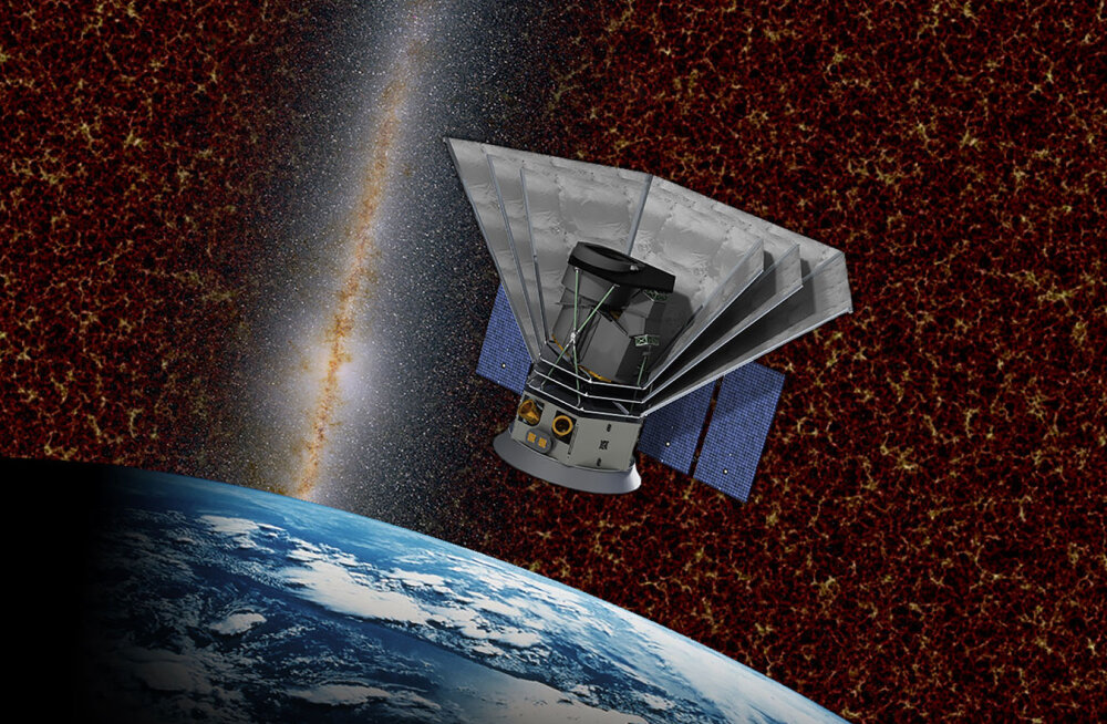 """""""Täheteadlaste kullaauk."""" NASA uus missioon heidab pilgu universumi iidsesse minevikku"""