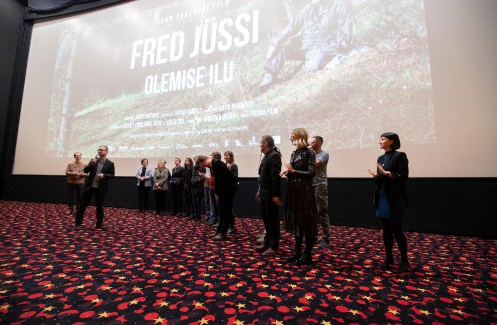 Fred Jüssi filmi esilinastus 15.01.2020
