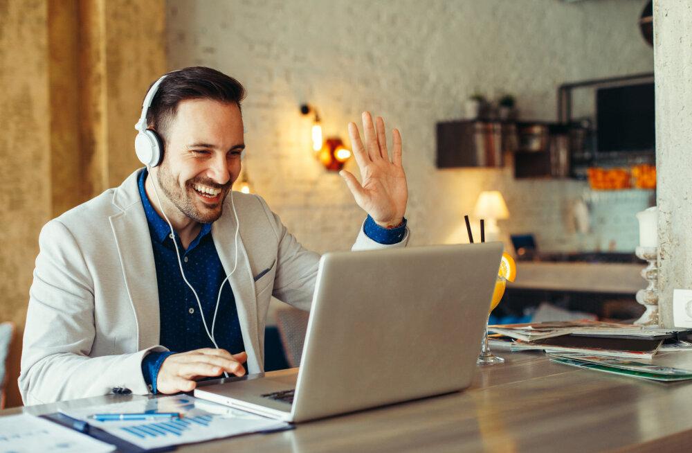 Pead töökaaslastega videokõnesid tegema? Need teadmised tulevad sulle kasuks, kui tahad kaamera ees professionaalne välja näha