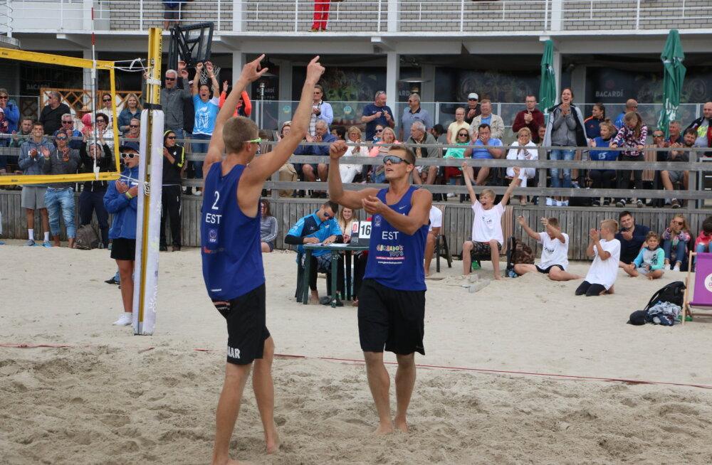 Nõlvak ja Tiisaar tegid karjääri parima EEVZA turniiri
