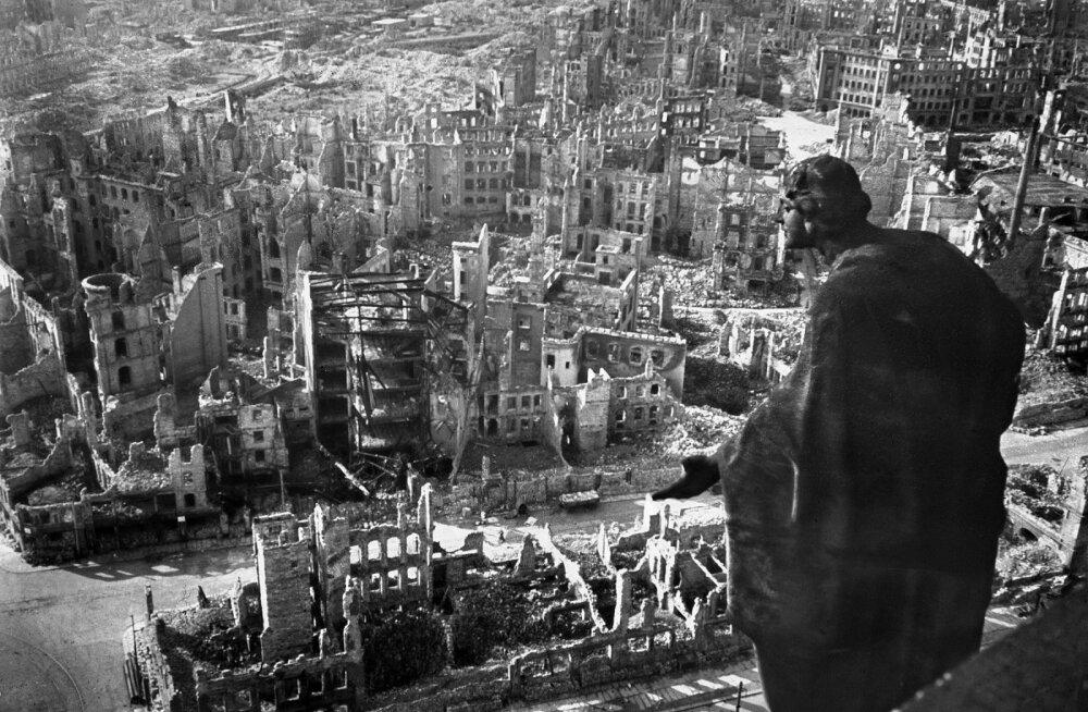 Факты и мифы о бомбардировках Дрездена