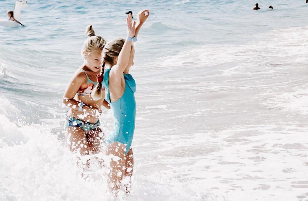 """Солнце, воздух, вода и """"витаминные бомбы"""". 5 советов педиатра, как эстонским летом укрепить детский иммунитет"""