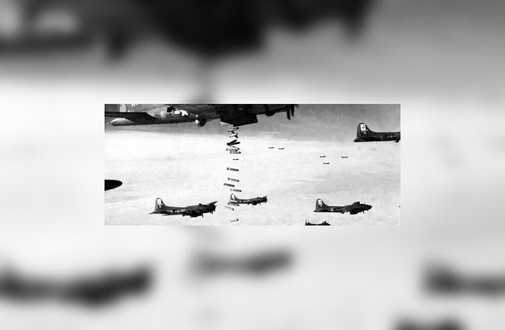 II maailmasõja jaoks arendati mürgiseid noolpomme