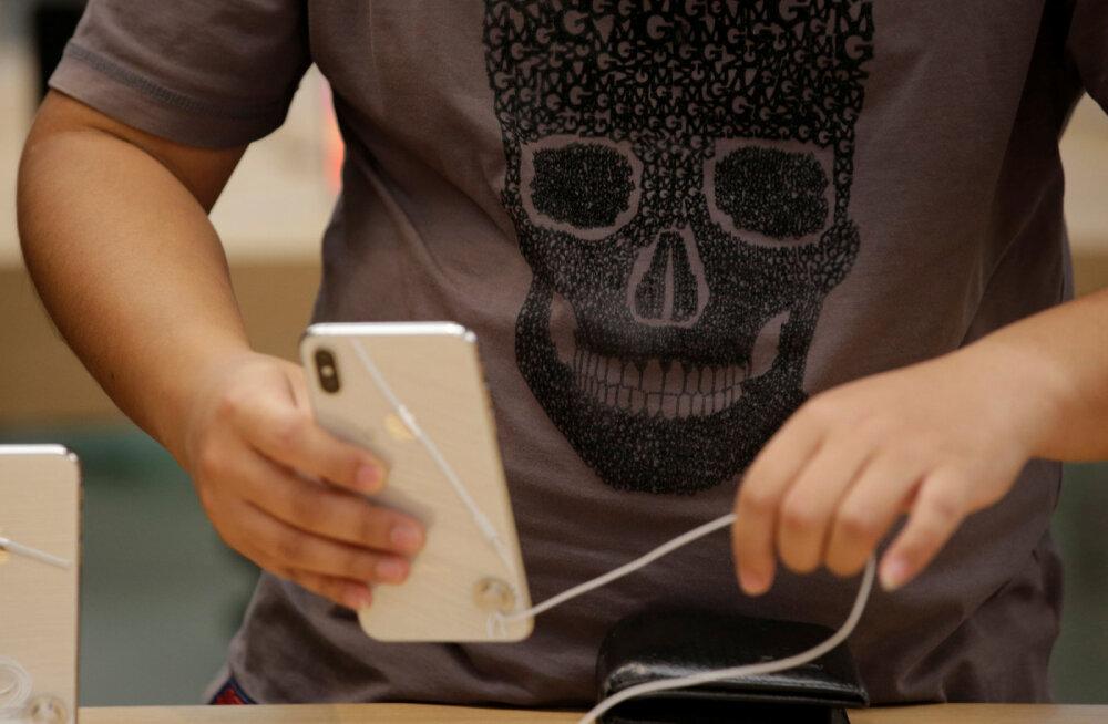 """Apple pidas Hiinas suurt sõda petturitega, kes """"katkiste"""" iPhone'ide pealt hiigeltulu teenisid"""