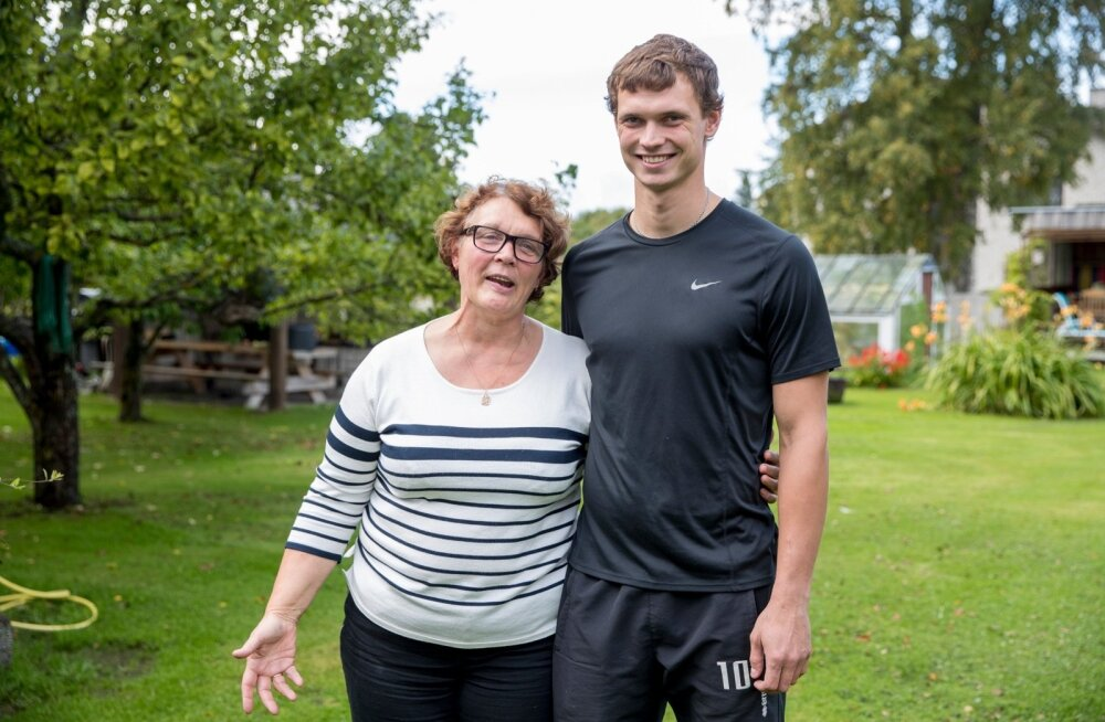ФОТО и ВИДЕО: История семьи Вахтер: не умереть от скуки без спорта