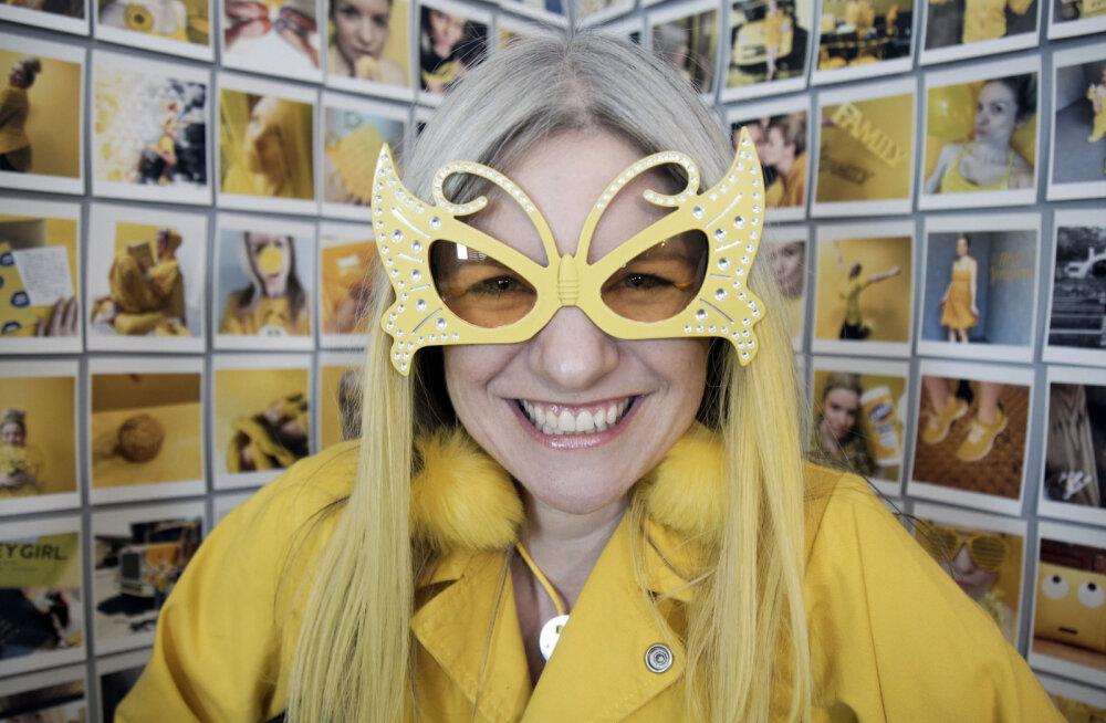 FOTOD JA VIDEO   Küll küllale liiga ei tee: inim-päike elab vaid kollases maailmas