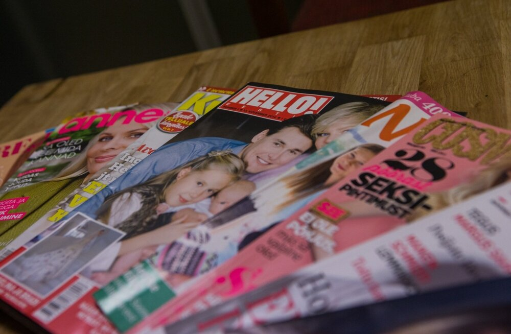 Konkurentsiamet kiitis heaks Ajakirjade Kirjastuse ümberkorraldamise