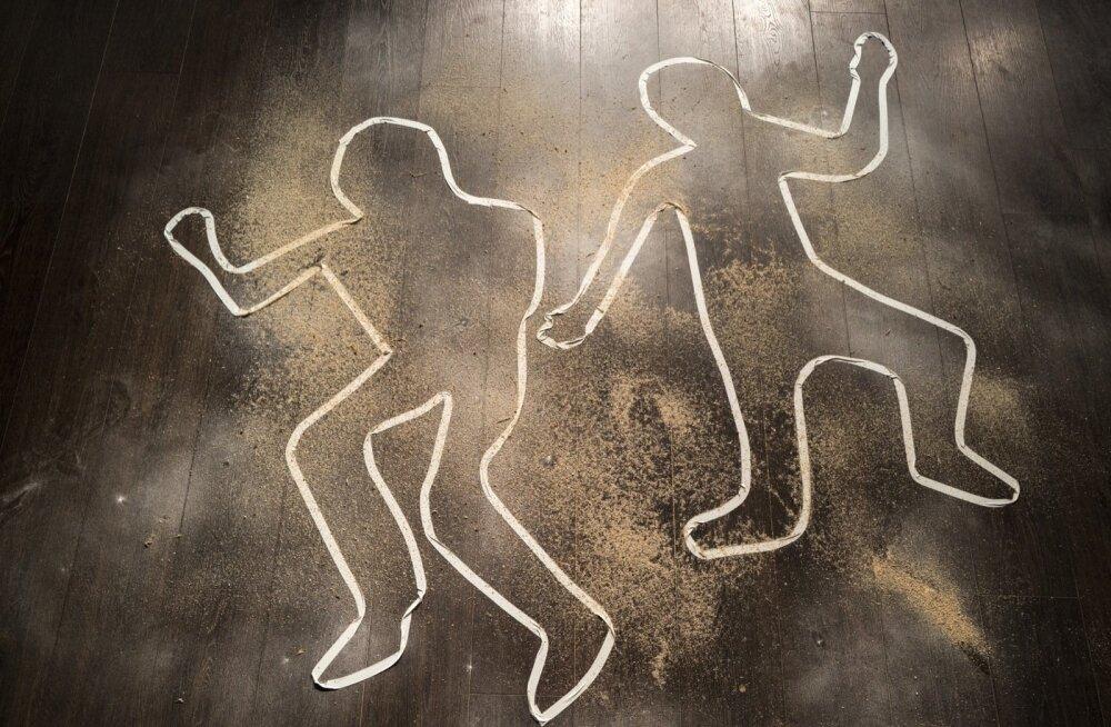 """ФОТО: Загадочное убийство двух """"кемеровских"""" всколыхнуло организованный преступный мир Эстонии"""
