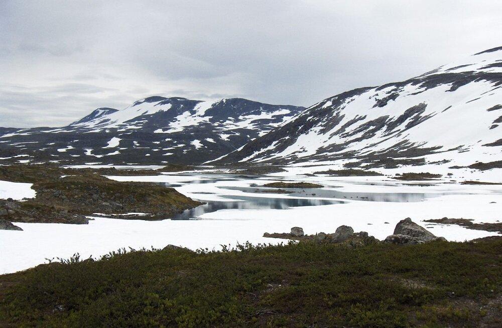 Jää saladused: arheoloogidele on väljasulanud piirkonnad kui põnevate leidude varakamber