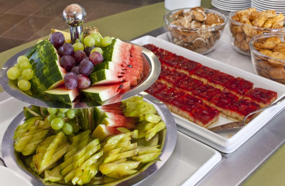 HOTELLIHOMMIKUSÖÖKIDE TEST XVI: Pirita Spa Hotelis trumpab vaade maitseelamuse üle