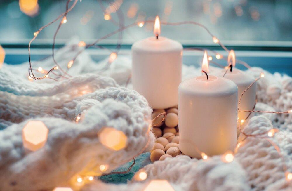 Сегодня - первый Адвент. Свечу торжественно зажгут и в Ласнамяэ