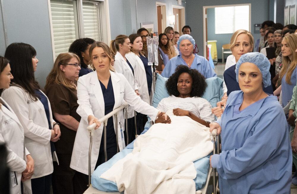Armastatud telesaadete meeskonnad leidsid viisi, kuidas kohalikele haiglatele toeks olla: see on suisa maagiline laadung