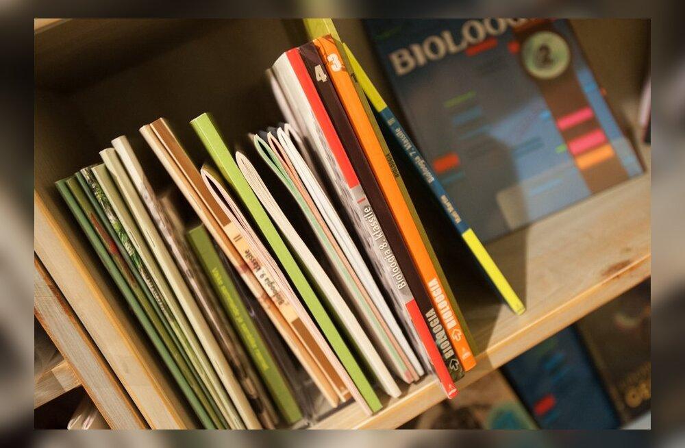 Avita kirjastuses