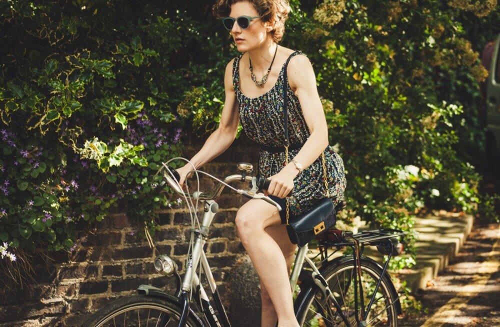 12 põhjust, miks peaksid liiklusvahendina just jalgratast eelistama