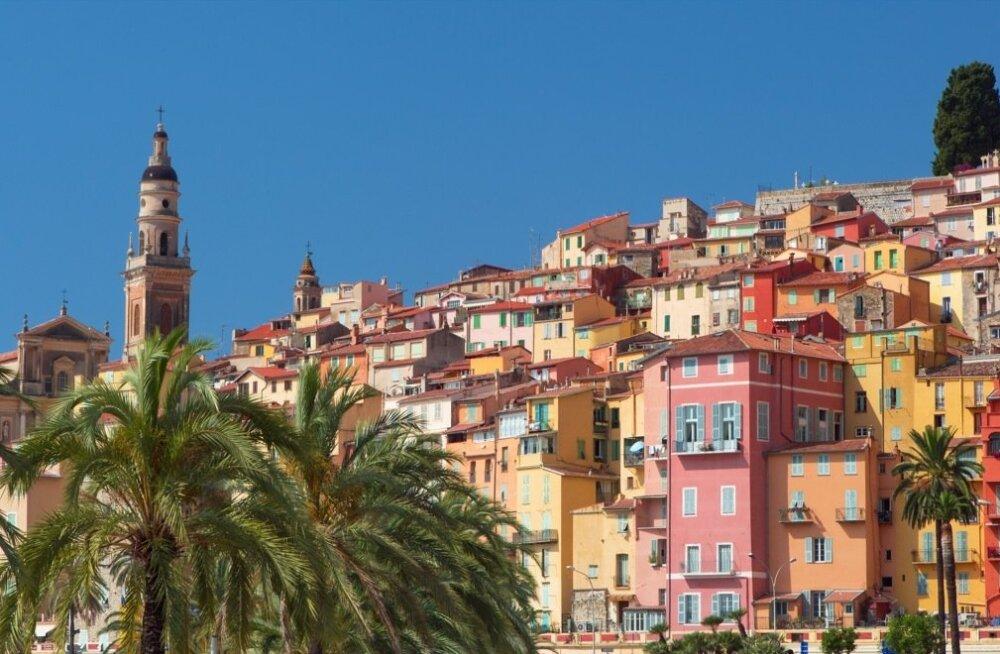 Menton, Provence-Alpes Cote d'Azur