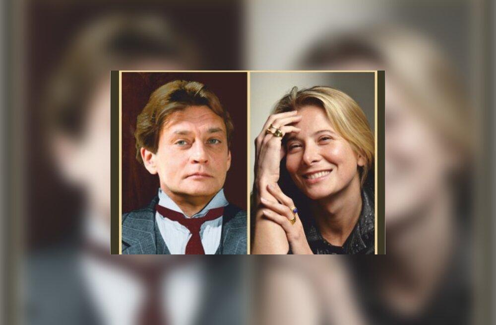 Домогаров и Высоцкая представят новый спектакль А.Кончаловского в Таллинне