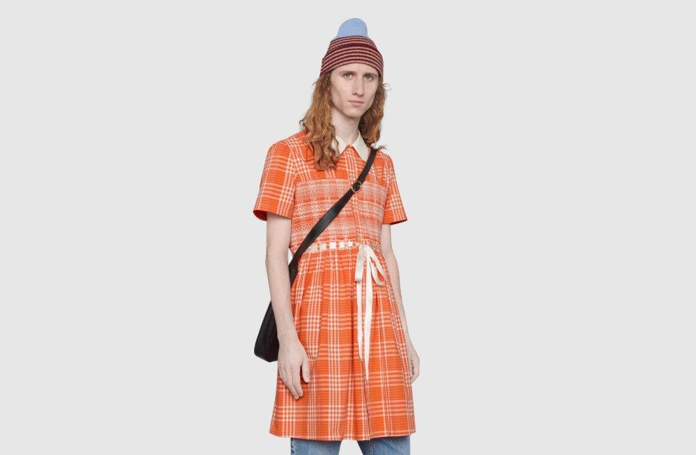 "Gucci выпустил ""платье"" для мужчин за 1900 евро"