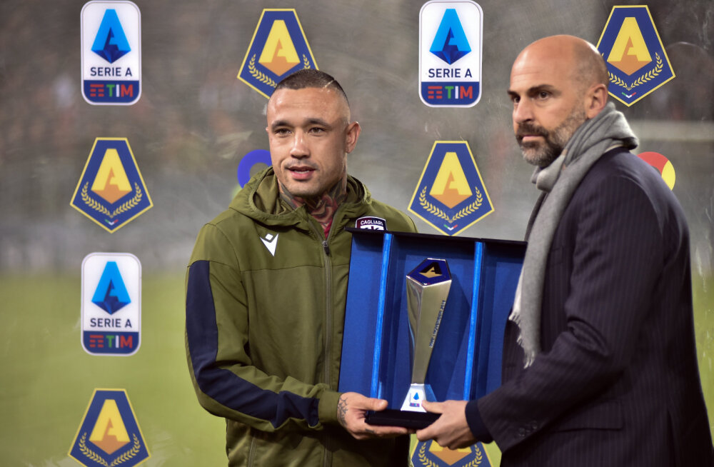 Klavani klubikaaslane valiti Itaalia kõrgliigas kuu parimaks mängijaks