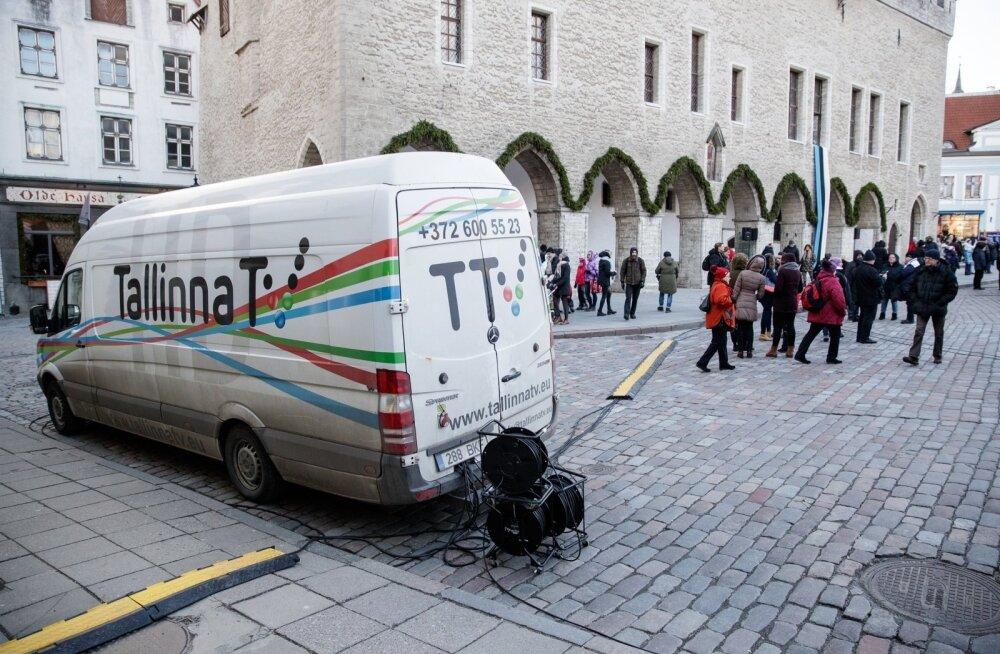 Kaua Tallinna TV buss veel ringi sõidab? Praegu pole kanali tulevik selge.