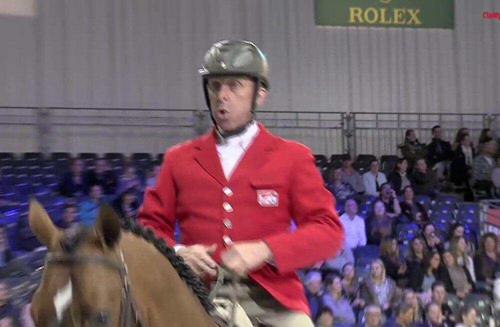 Olümpiavõitjast ratsutaja sai hobuse kabja läbi surma