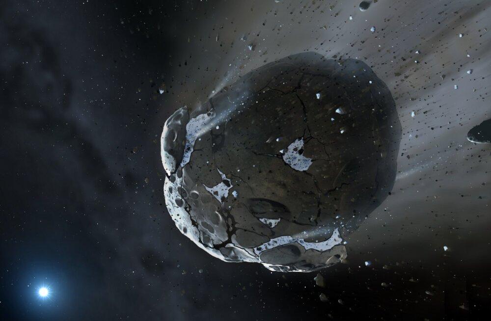 Luksemburg investeerib sadu miljoneid asteroididel kaevandamisse