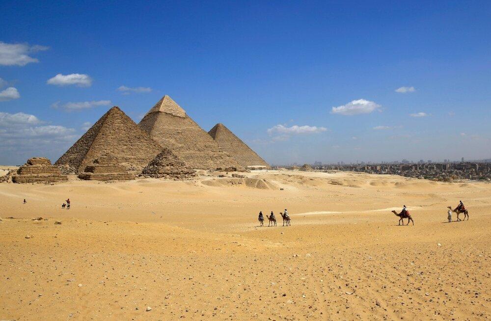 Egiptuse püramiidid
