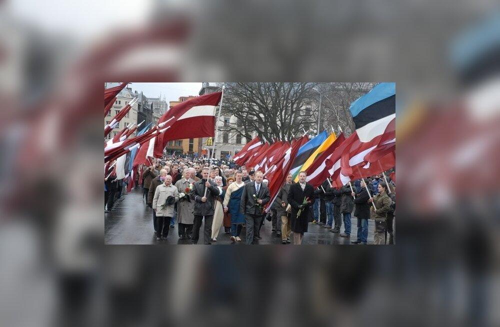 Riia linnavõimud ei andnud leegionäride mälestuspäeva üritusteks luba