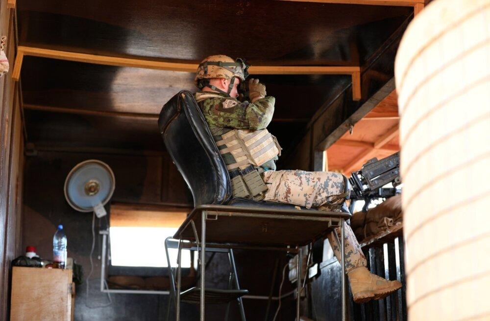 Aafrika kuumuses: milline on Eesti sõdurite elu Malis?