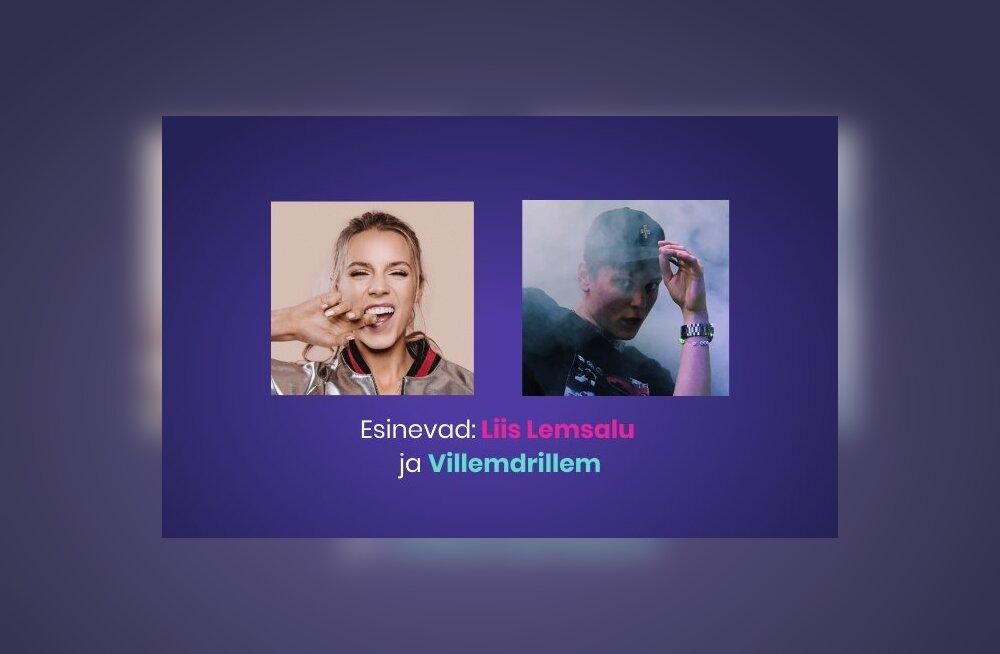 <em>LIVE</em> saade | #Looniseomaelu - esinevad Liis Lemsalu ja Villemdrillem
