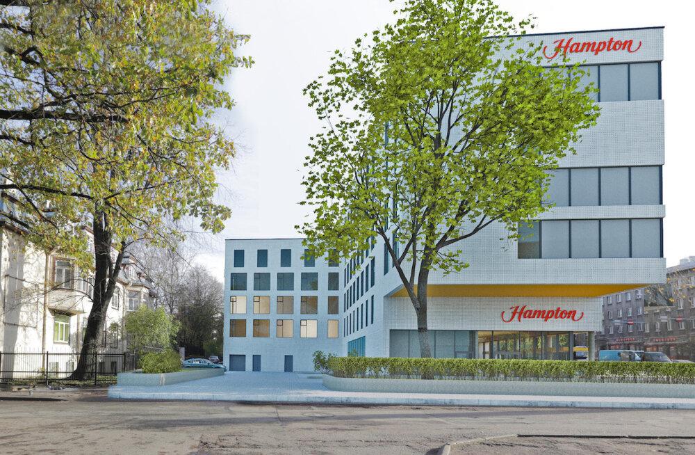 Hilton teeb Tallinna uue hotelli