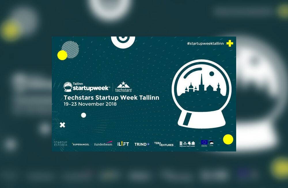 Täna algav Startup Week toob kokku Eesti edukamad iduettevõtjad