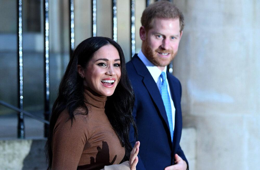 Meghan Markle ja prints Harry vihjasid oma kodulehel uutele tulevikuplaanidele