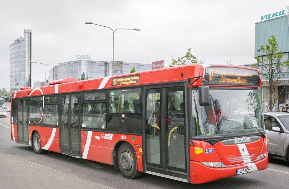 Vali Tartu linnaliini bussidele uus kujundus