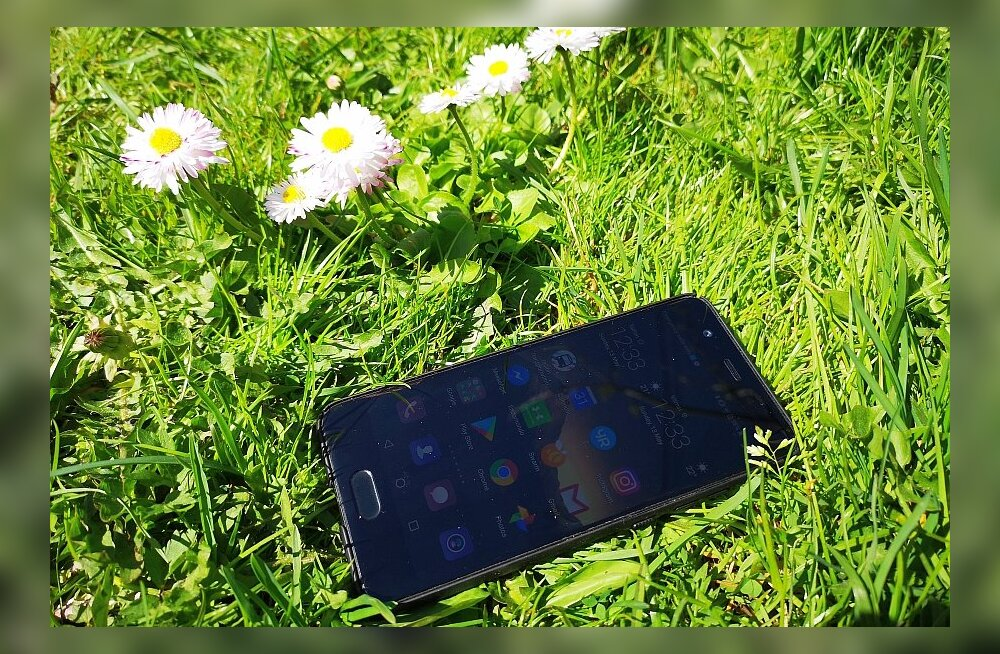 Kuidas kallis nutitelefon päriselt vastu peab: Huawei kunagine tippmudel P10 pärast aastast testi